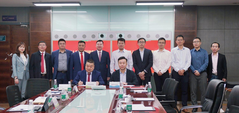 优蓝国际和碧桂园达成战略合作 广东碧才九州人才科技正式成立